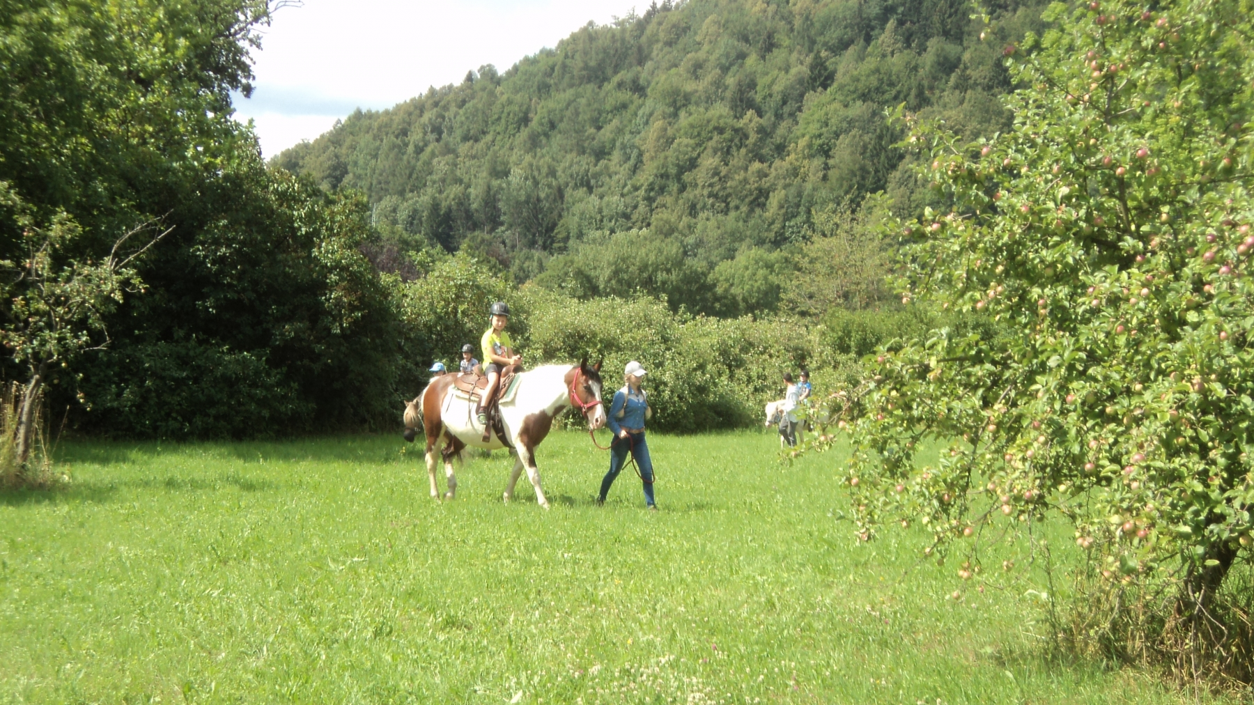 Slavnosti obce Loučná nad Desnou 2018